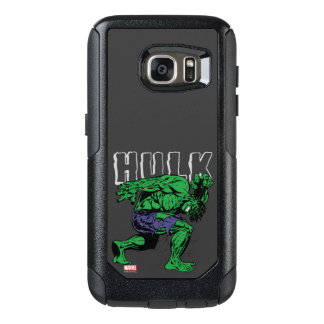 Hulk Retro Lift OtterBox Samsung Galaxy S7 Case