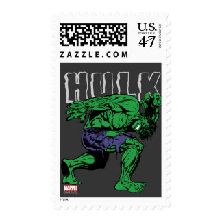 Hulk Retro Lift Postage