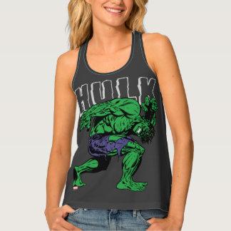Hulk Retro Lift Tank Top