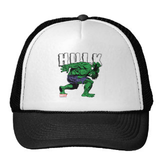 Hulk Retro Lift Trucker Hat