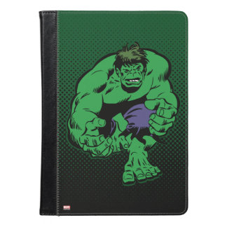 Hulk Retro Stomp iPad Air Case