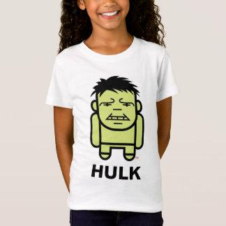Hulk Stylized Line Art T-Shirt