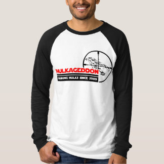 Hulkageddon Raglan T-Shirt