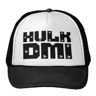 "HulkDMI 'SCREWED"" (Black & white) Trucker Hat"