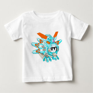 Hulking Trooper Bygram Baby T-Shirt