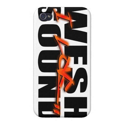 hull 4/4s weshsound iPhone 4/4S covers