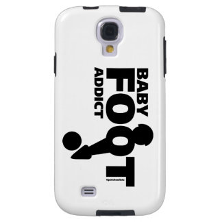 Hull Baby Foot Addict Galaxy S4 Case