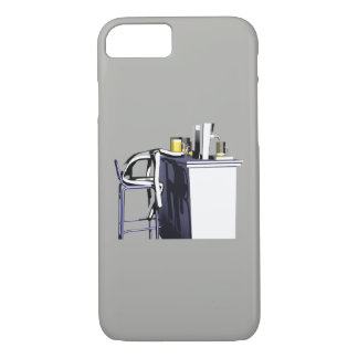 Hull Blows of bar 2 man iPhone 7 iPhone 8/7 Case
