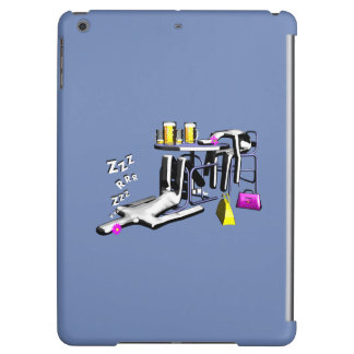 Hull Blows of bar 5 woman iPad mini box Case For iPad Air