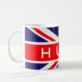 Hull : British Flag Coffee Mug