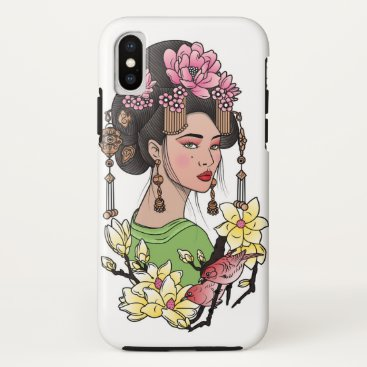 Hull Casemate For iPhone Geisha iPhone X Case
