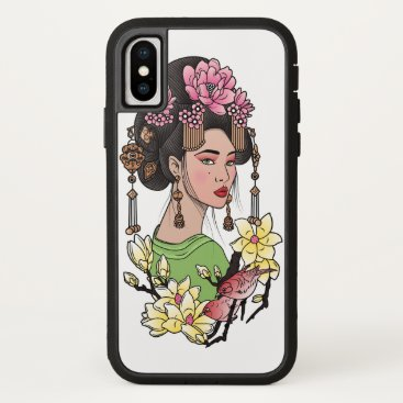 Hull Casemate For iPhone Geisha though xtreme iPhone X Case
