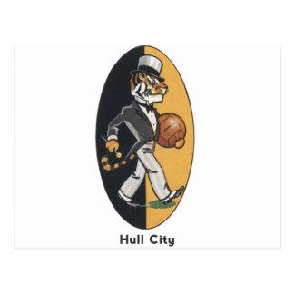Hull City Football Club Postcard