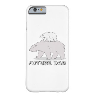 Hull Dad Future Barely There iPhone 6 Case