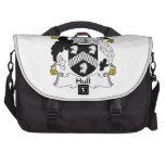 Hull Family Crest Laptop Commuter Bag