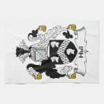 Hull Family Crest Towel
