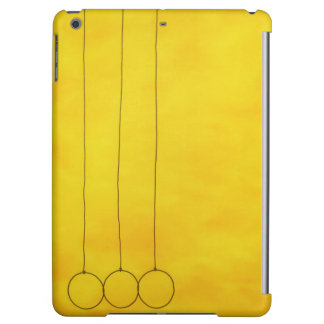 "Hull for iPad Air ""Suspension of time"" by REN Case For iPad Air"