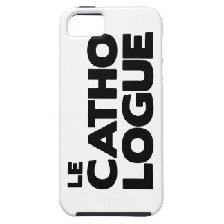 """Hull for iPhone4 """"Cathologue """" iPhone 5 Case"""