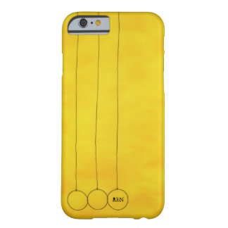 """Hull for iPhone 6 """"Suspension of time"""" by REN Barely There iPhone 6 Case"""