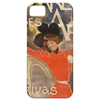 Hull I-phon 5 pre-1940s style iPhone SE/5/5s Case