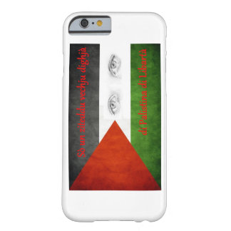 Hull I-Phon 6 Palestine Barely There iPhone 6 Case