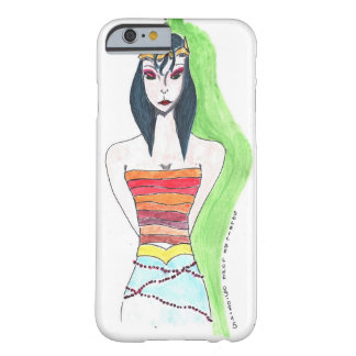 Hull I phon princess Barely There iPhone 6 Case