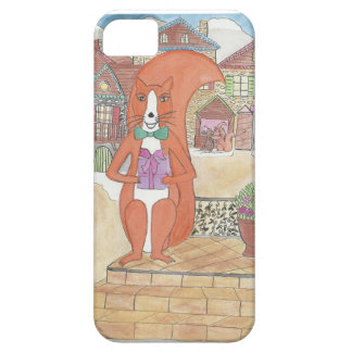 hull I-phon squirrel iPhone SE/5/5s Case