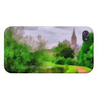 HULL IPHONE4 BRETON LANDSCAPE iPhone 4/4S CASE