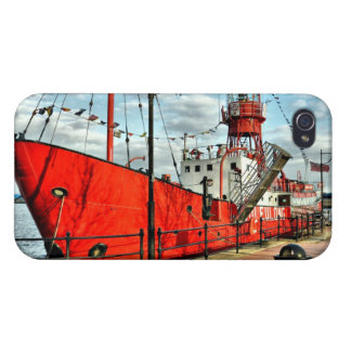 HULL IPHONE4 RED SHIP iPhone 4/4S CASE