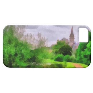 HULL IPHONE5 BRETON LANDSCAPE iPhone 5 CASES
