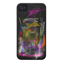 hull iPhone 4 abstract Case-Mate iPhone 4 Case