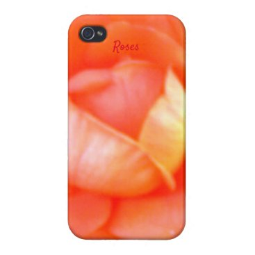 Hull iphone 4 _Pink Original Red_ Style Case For iPhone 4