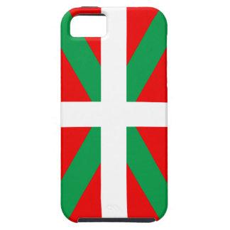 "Hull Iphone 5 Bandera Vasca ""Ikkurina "" Funda Para iPhone SE/5/5s"