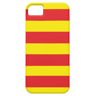 "Hull Iphone 5 Catalan Flag ""Serenya "" iPhone SE/5/5s Case"