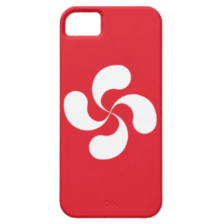 "Hull Iphone 5/Cross Basque ""Lauburu "" iPhone SE/5/5s Case"
