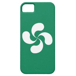 """Hull Iphone 5 Crosses Basque """"Lauburu """" iPhone SE/5/5s Case"""