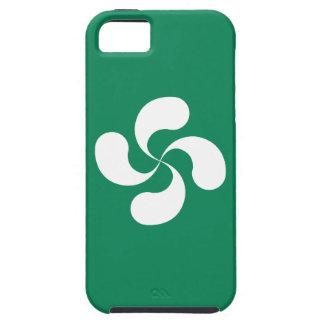 "Hull Iphone 5 Cruces Vasco ""Lauburu "" iPhone 5 Case-Mate Cobertura"