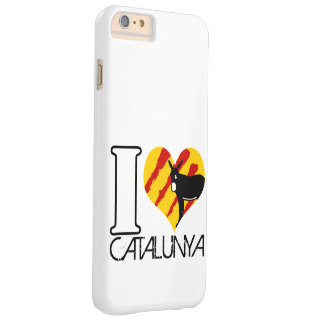 Hull iPhone 6/6S I COILS CATALUNYA Barely There iPhone 6 Plus Case