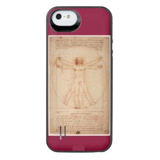 hull iPhone Vitruvian man iPhone SE/5/5s Battery Case
