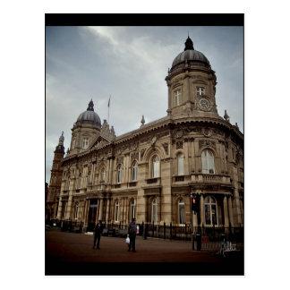 Hull Maritime Museum [Postcard]