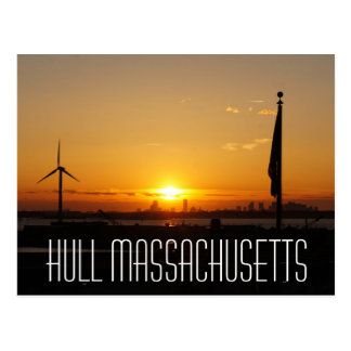 Hull Massachusetts Postcard | Brad Hines