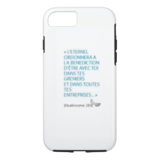 HULL OF TELEPHONE - PHON PROMISE iPhone 8/7 CASE