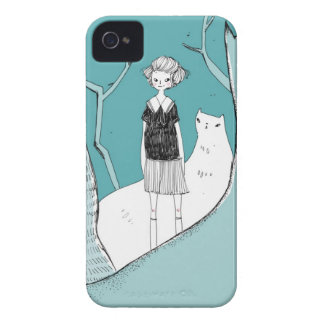 "Hull ""sometimes, the cats… "" iPhone 4 Case-Mate case"