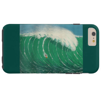 """hull """"surfing"""" iPhone 6 More Tough iPhone 6 Plus Case"""