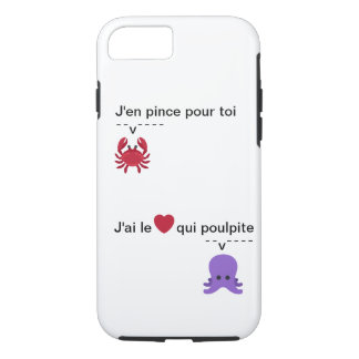 """Hull telephones """"I grip some for you """" iPhone 7 Case"""
