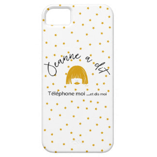 """hull telephones """"the Seventies """" iPhone SE/5/5s Case"""