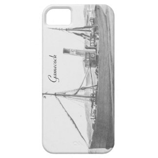 Hull Trawler -Gamecock iphone case iPhone 5 Covers