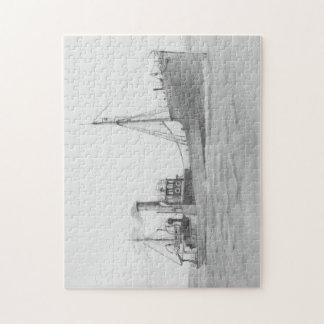 Hull Trawler - Swallow jigsaw Puzzles