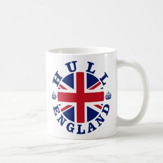Hull Vintage UK Design Coffee Mug