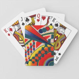 Hullabaloo playing cards